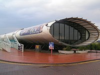 Cardiff Bay visitor centre - geograph.org.uk - 832145.jpg