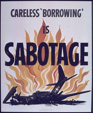 "Careless ""Borrowing"" is Sabotage - N..."