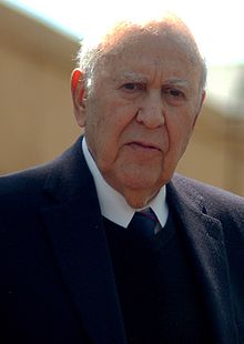Carl Reiner reben l'estrella al Hollywood Walk of Fame (2010)