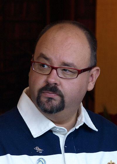 Picture of an author: Carlos Ruiz Zafón