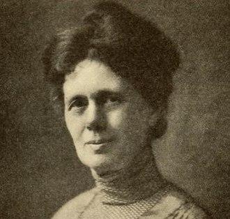 Carrie B. Wilson Adams - Image: Carrie Belle (Wilson) Adams, c. 1914