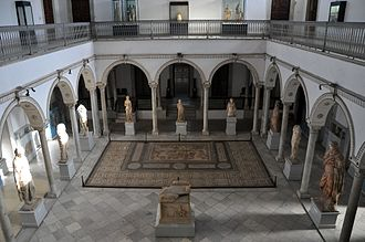 Bardo National Museum (Tunis) - Carthage Room.