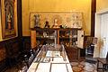 Casa siviero, sala da pranzo, credenza del xviii secolo.JPG