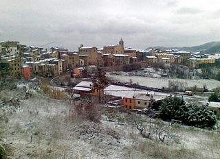 Comune in Molise, Italy