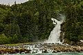 Cascada, Bocana de Chilkoot, Skagway, Alaska, Estados Unidos, 2017-08-18, DD 100.jpg