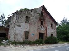 Vecchia casa cantoniera di monte Pecoraro (2008)
