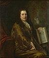 Casparus Commelin (1636-93). Boekverkoper, courantier en stadshistorieschrijver met zijn 'Beschrijvinghe van Amsterdam' van 1693 Rijksmuseum SK-C-517.jpeg