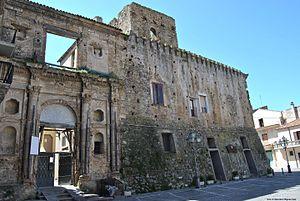 Terranova da Sibari - Feudal castle.