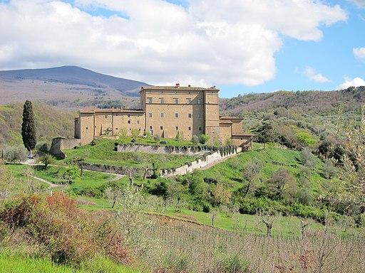 Castello del Potentino, Seggiano