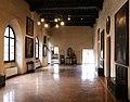 Castiglione olona, palazzo branda, interno, salone 02.jpg