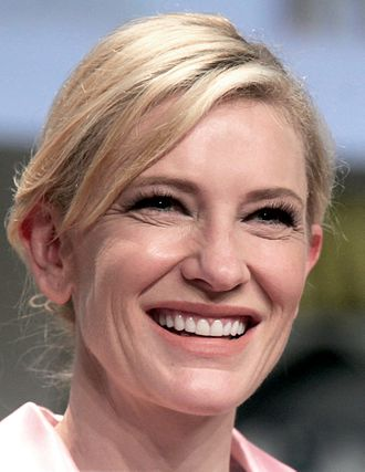 Cate Blanchett - Blanchett at the 2014 San Diego Comic-Con