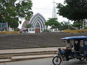 Catedral Pucallpa vista frontal plaza de armas.jpg