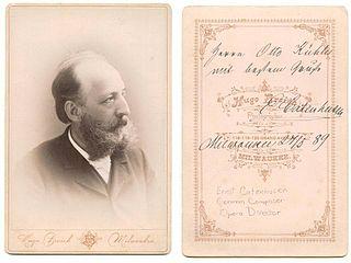 Ernst Catenhusen