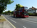 Catford bound bus in Southborough Road - geograph.org.uk - 1926197.jpg