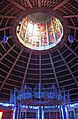 Cathedral Stained glass Roof 2 (2808938855).jpg