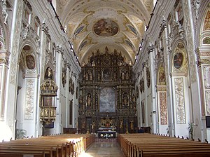 Cathedral in Trnava