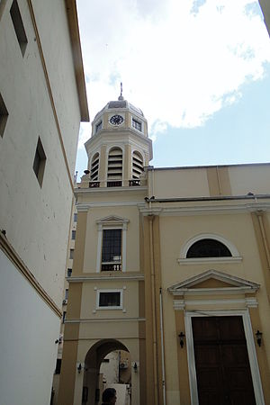 Catholic church of the Immaculate Conception, Thessaloniki