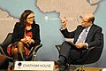 Cecilia Malmström, Commissioner for Home Affairs, European Commission in conversation with Nick Robinson, Political Editor, BBC (12992894054).jpg
