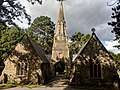 Cemetery Chapel At Mansfield Cemetery, Nottingham Road, Mansfield, Notts (4).jpg