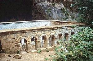 Cennet and Cehennem - The monastery