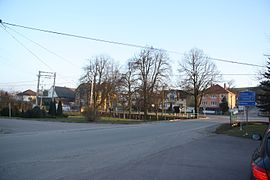 Center of Domamil, Třebíč District.JPG