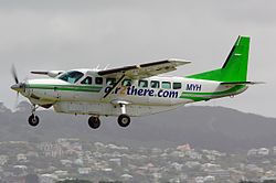 Cessna 208B der Air2there