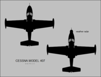 Cessna Model 407