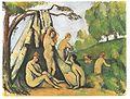 Cezanne - Badende vor einem Zelt.jpg