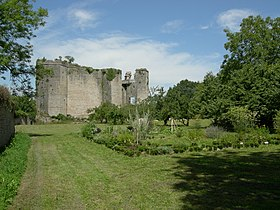 Image illustrative de l'article Château de Montfort (Côte-d'Or)