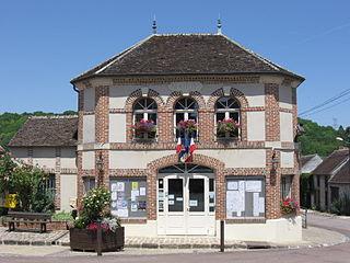 Chalautre-la-Grande Commune in Île-de-France, France