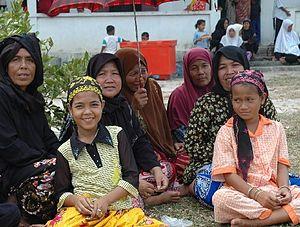 Ethnic groups in Cambodia - Cham Muslims in Cambodia