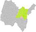 Champdor-Corcelles (Ain) dans son Arrondissement.png
