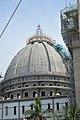 Chandrodaya Mandir Central Dome Under Construction - Temple Of Vedic Planetarium - ISKCON Campus - Mayapur - Nadia 2017-08-15 2089.JPG
