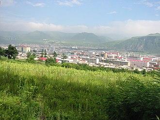 Changbai Korean Autonomous County - Changbai Korean Autonomous County