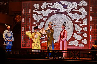 Changsha opera performance