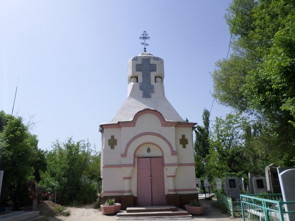 Chapel in Andijan 02