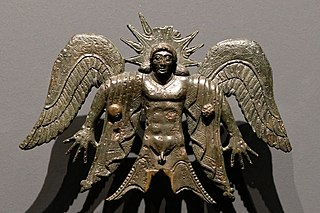 Usil Etruscan god of the sun