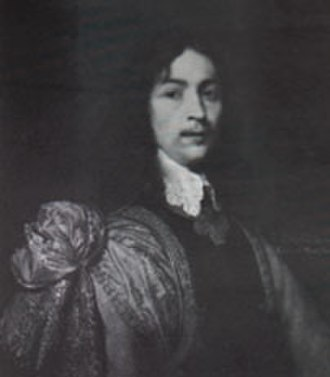 Charles Gerard, 1st Earl of Macclesfield - The 1st Earl of Macclesfield. By William Dobson in the Dunedin Public Art Gallery.