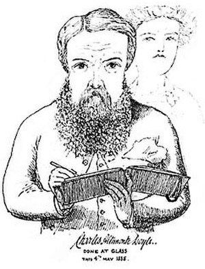 Charles Altamont Doyle - Charles Altamont Doyle, (1888)