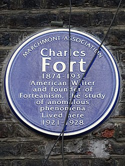 Charles fort (marchmont association)