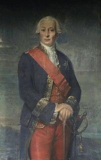 Charles François de Virot de Sombreuil French general