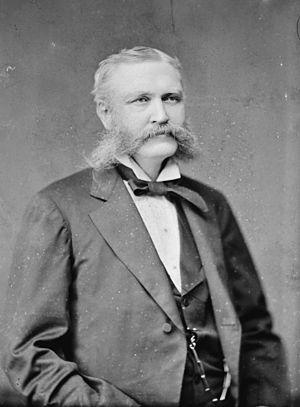 Charles H. Adams (New York politician) - Image: Charles H. Adams Brady Handy