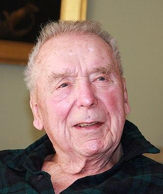 1953 American Karakoram expedition - Charles Houston in 2008.