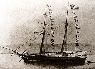 Charles Wilhelm Thesen - Albatros