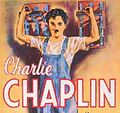 Charlie Chaplin - Modern Times poster (cropped).jpg
