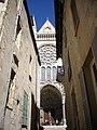 Chartres - cathédrale, transept sud (01).jpg