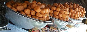 Chhena gaja - Chenagaja from Pahala, Orissa