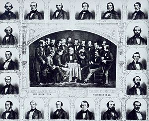 American Chess Congress - Image: Chesscongress 1857