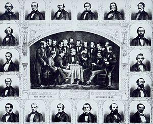 American Chess Congress - Image: Chesscongress 1857