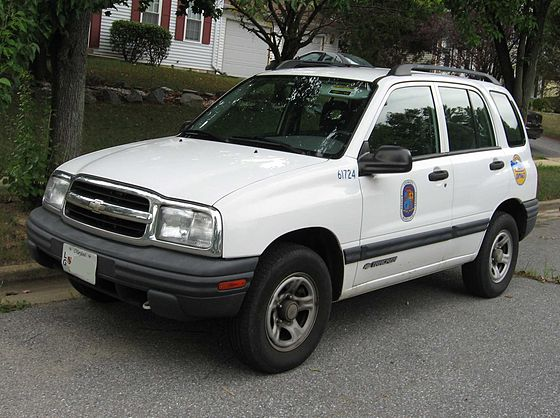 Chevrolet Tracker Americas Wikiwand